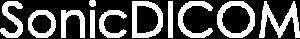 SonicDICOM logotype